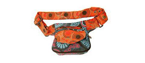 Rucksäcke und Hüft-Taschen