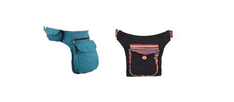 Bauch- und Hüft-Taschen